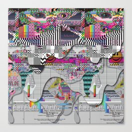mega Canvas Print