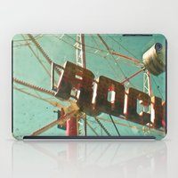 rock and roll iPad Cases featuring Rock and Roll by Cassia Beck