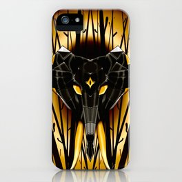 Mecha Elephant iPhone Case