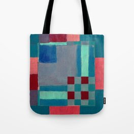Urban Intersections 4 Tote Bag