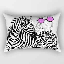 Très Chic Rectangular Pillow