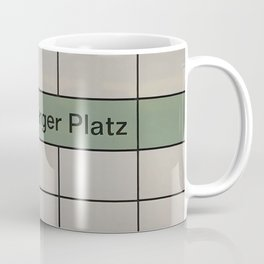Strausberger Platz - Berlin Coffee Mug