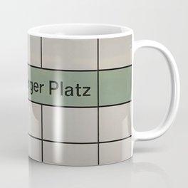 Strausberger Platz - Berlin Coffee Mug