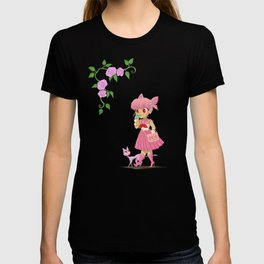 Retro Sailor Chibi Moon T-shirt