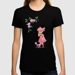 Retro Sailor Chibi Moon T-shirt