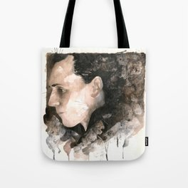 My emotional outlet is consuming the better part of me... Tote Bag