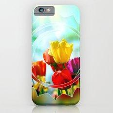 Tulips in the sunshine Slim Case iPhone 6s