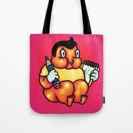 AUTO-BOMBO II Tote Bag