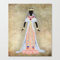 egypt Canvas Prints featuring Egypt by Dany Delarbre