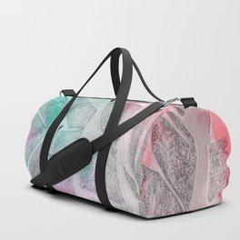 Abstract watercolor 33 Duffle Bag