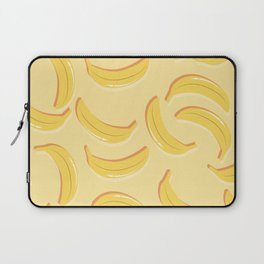 Banana pattern 02 Laptop Sleeve