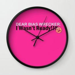 K-Poppin: Bias III Wall Clock