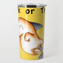 Spooky Shark Travel Mug
