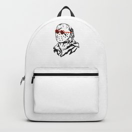 Jason Only Has Eyes for You Backpack