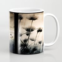 wild things Mugs featuring wild things by Dorit Fuhg
