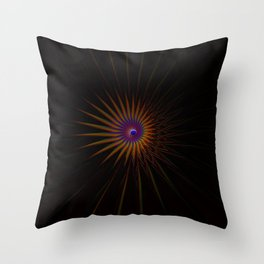 3D49 Throw Pillow