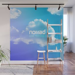 Nomad Wall Mural