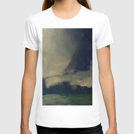 San Fransico Foggy Morning2 T-shirt