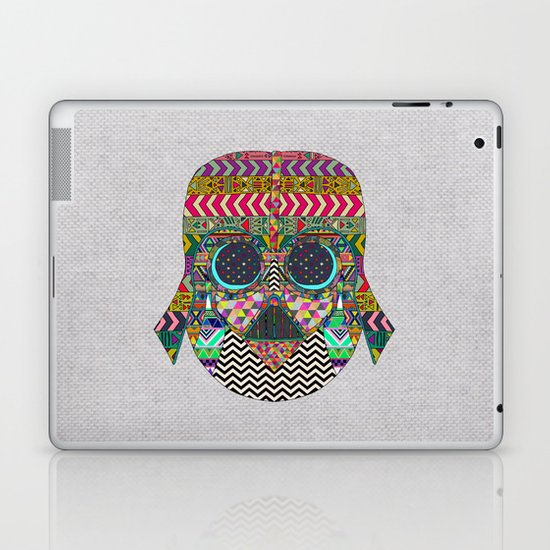 VADER GOT TIRED OF BLACK / makeover Laptop & iPad Skin