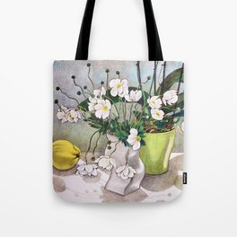 The quince Tote Bag