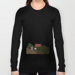 Afrobolivian Long Sleeve T-shirt