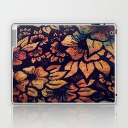 Rainbow Florals  Laptop & iPad Skin