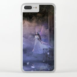 Maybe we are all gone Clear iPhone Case