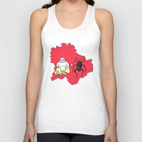 budapest Tank Tops featuring Budapest by Finah Ehsan
