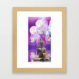 Buddha 12 Framed Art Print