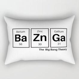 Bazinga Rectangular Pillow
