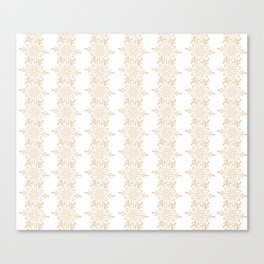 French-American pattern Canvas Print