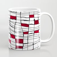text Mugs featuring text by Ivano Nazeri