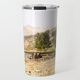in the west  Travel Mug