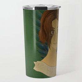 Hanji Zoe - Shingeki no Kyojin Travel Mug