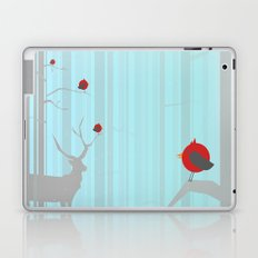 Winter Holidays Laptop & iPad Skin