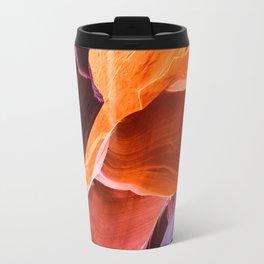 Waves of Earth Travel Mug