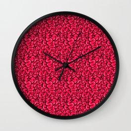 Guts again Wall Clock