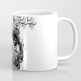 Deserted Heart Coffee Mug