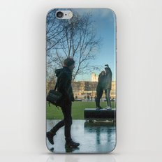Walk On By London iPhone Skin