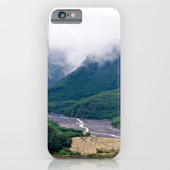 Mount St. Helen's River iPhone & iPod Case