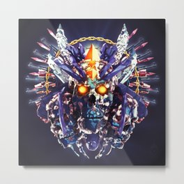 The Undying Metal Print