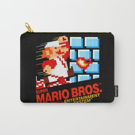 Super Mario Bros Carry-All Pouch