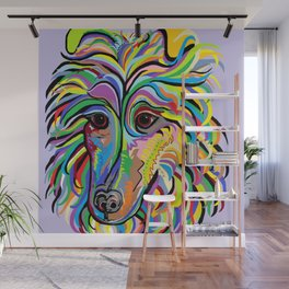 COLLIE Wall Mural