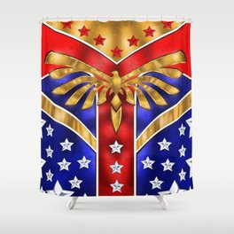 Wonder People! Shower Curtain