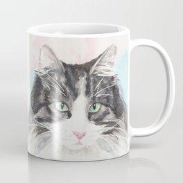Watercolor Cat 13 My Master Coffee Mug