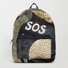 EXTRATERRESTIALS...S.O.S! Backpack