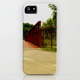 North Don Trail Bridgeway iPhone Case