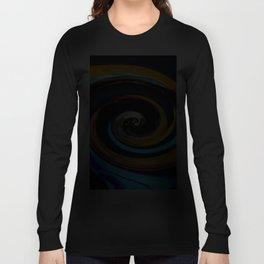 Swirling colors 03 (Swirl) Long Sleeve T-shirt