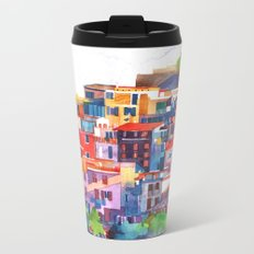 Cinque Terre vol2 Metal Travel Mug