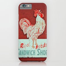 Red rooster iPhone 6s Slim Case
